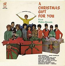 a christmas gift for you from philles records - Best Rb Christmas Songs