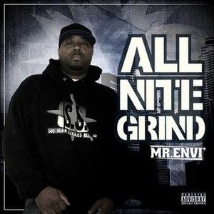 All Nite Grind - Image: All Nite Grind cover