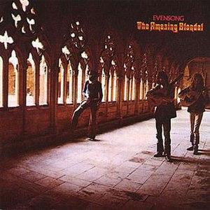 Evensong (album) - Image: Amazing Blondel Evensong