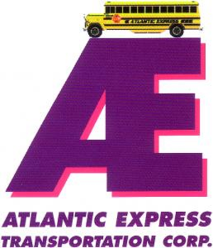 Atlantic Express (bus company) - Image: Atlantic Express Logoae