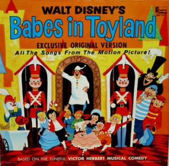 Babes in Toyland (soundtrack) - Image: Babes in Toyland (soundtrack)