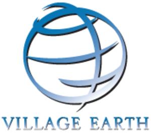 Village Earth - Image: Basic Vert Logo