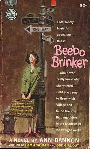 Beebo Brinker - First edition cover