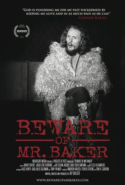 Picture of a movie: Beware Of Mr. Baker