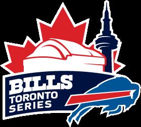 Bills toronto series logo