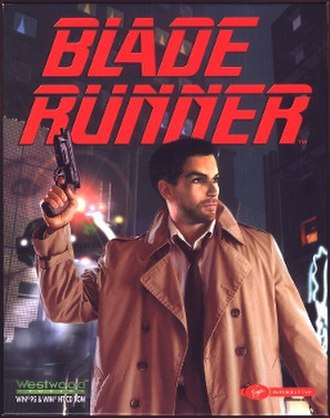 Blade Runner (1997 video game) - Image: Blade Runner PC Game (Front Cover)