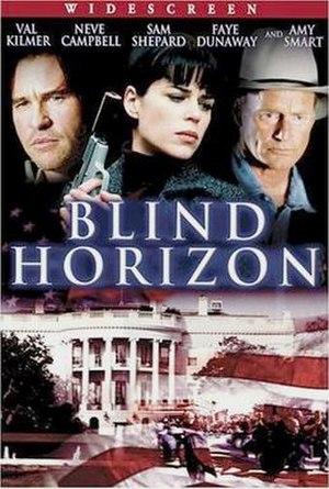 Blind Horizon - DVD cover