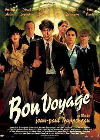 Bon Voyage (2003 film) - Image: Bon voyage affiche