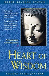 <i>The New Heart of Wisdom</i> book by Kelsang Gyatso