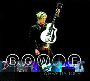 A Reality Tour (album) - Image: Bowie Reality Tour CD