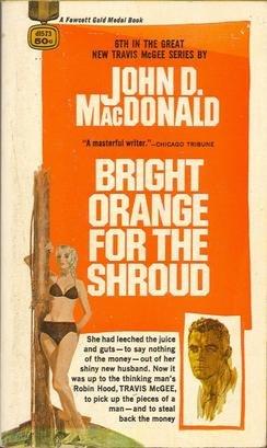 Bright Orange for the Shroud