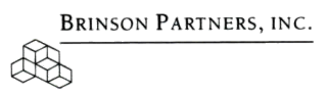 Swiss Bank Corporation - SBC acquired Gary P. Brinson's Brinson Partners in 1994 to bolster the bank's US asset management business.