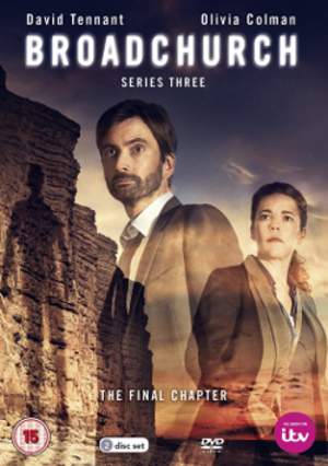 Broadchurch (series 3) - Cover DVD release