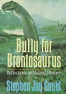Bully for Brontosaurus (first edition).jpg