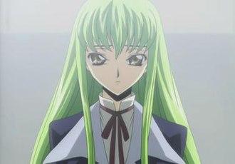 C.C. (Code Geass) - Image: CC 033 animestocks com 2