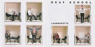 Deaf School - Deaf School album L A U N D E R E T T E