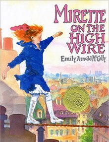Image result for mirette on the high wire