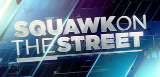 <i>Squawk on the Street</i> US television program