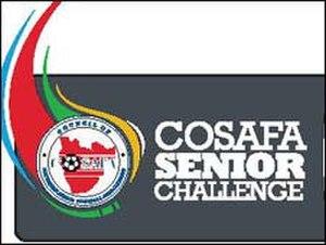 COSAFA Cup - Image: COSAFA Senior Challenge Cup logo