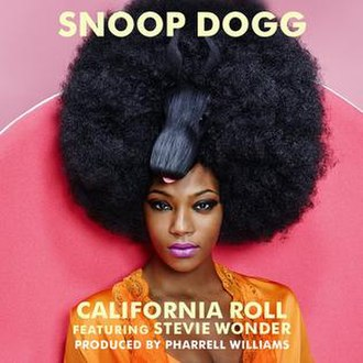 Snoop Dogg featuring Stevie Wonder — California Roll (studio acapella)