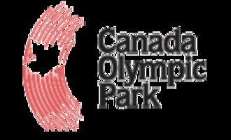 Canada Olympic Park - Image: Canada olympic park logo
