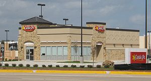 Carl's Jr. - Carl's Jr. in Missouri City, Texas