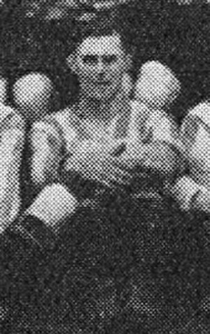Charles McKinley - McKinley while with Brentford in 1928.