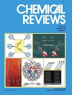 <i>Chemical Reviews</i> Academic journal