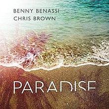 16d0d2d0a8 Chris Brown Paradise Cover.jpg. Single by Benny Benassi ...