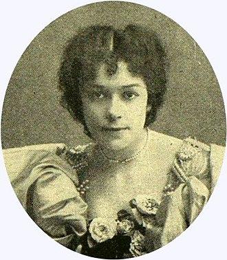 Clara Butt - Clara Butt, 1897