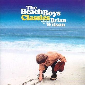 Classics Selected by Brian Wilson - Image: Classics BW Cover