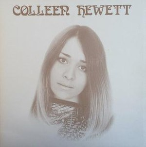 Colleen Hewett (album) - Image: Colleen Hewett by Colleen Hewett