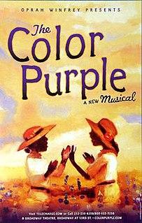 <i>The Color Purple</i> (musical)
