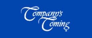 Company's Coming - Image: Company's Coming logo