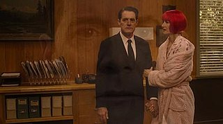 Part 17 (<i>Twin Peaks</i>) 17th episode of the third season of Twin Peaks