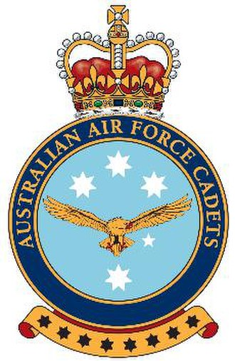 Australian Air Force Cadets - Image: Crest of the Australian Air Force Cadets (Aug 10)