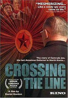 Crossing the line region 1 dvd 2006-07.jpg