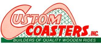 Custom Coasters International - Image: Custom Coasters small