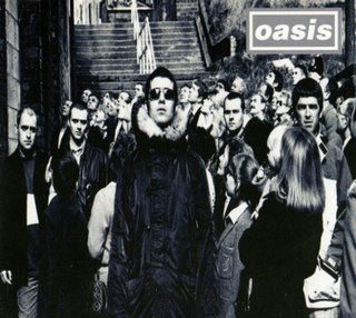 DYou Know What I Mean? single by Oasis