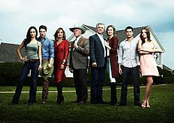 promotional teaser of the new dallas cast