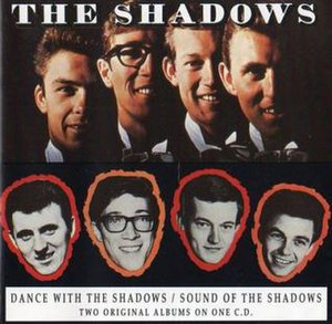 Dance with The Shadows - Image: Dance with The Shadows The Sound of The Shadows
