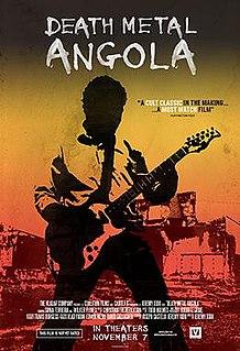 <i>Death Metal Angola</i> 2012 film