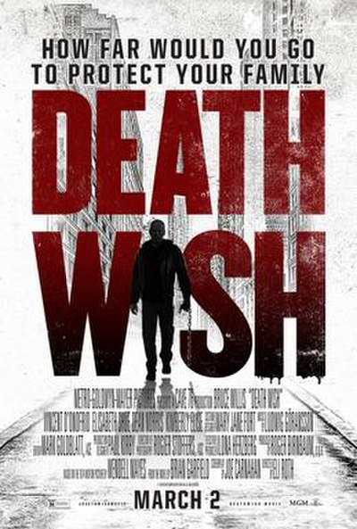 Picture of a movie: Death Wish
