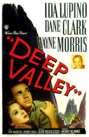 Deep Valley - Theatrical release poster