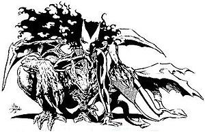 Lilith (Marvel Comics) - Image: Demon Lilith