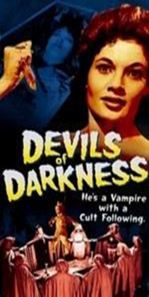 Devils of Darkness - British original poster