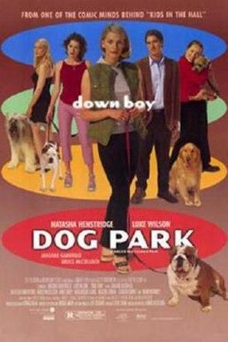 Dog Park (film) - Image: Dog Park Film Poster