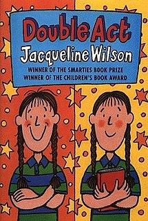<i>Double Act</i> (novel) 1995 novel by Jacqueline Wilson