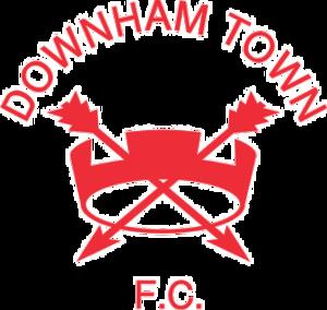 Downham Town F.C. - Image: Downham Town FC