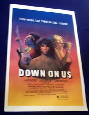 Down on Us - Teaser poster